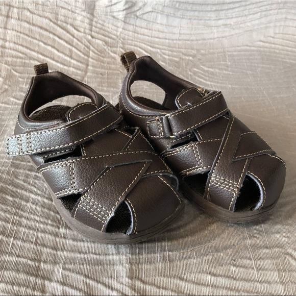 healthtex Other - Healthtex Toddler Boy Sandals Sz 6